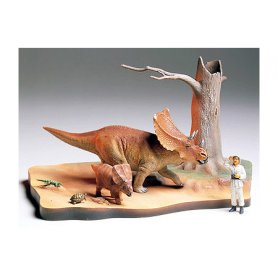 Tamiya 1:35 60101 Chasmosaurus Diorama