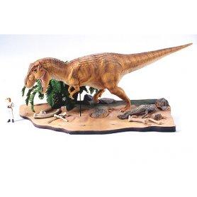Tamiya 1:35 Tyrannosaurus diorama set