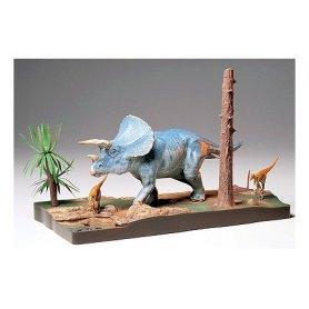 Tamiya 1:35 60104 Triceratops Diorama