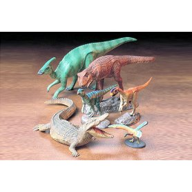 Tamiya 1:35 60107 Mesozoic Creatures