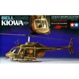 Tamiya 1:72 60712 Bell OH-58 Kiowa
