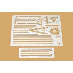 Tamiya 1:48 61072 Swordfish Floatplane Wire