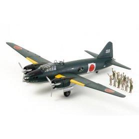 Tamiya 1:48 G4M1 Model 11 w/Yamamoto admiral