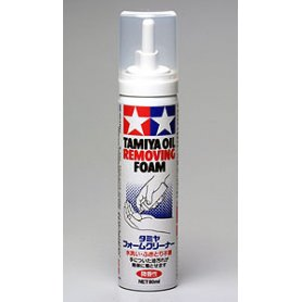 TAMIYA 87065 OIL REMOVAL FOAM 80ML