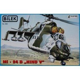 BILEK 969 MI-24 D HIND V       1/72