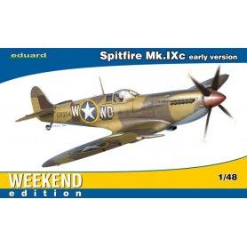 Eduard 1:48 Supermarine Spitfire Mk.IXC early version WEEKEND edition