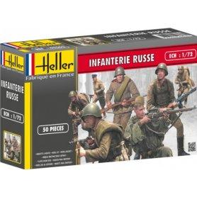 Heller 1:72 49603 Russian Infantry WWII