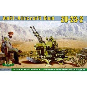 ACE 48101 ZU-23-2 AA GUN