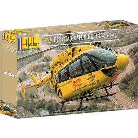 HELLER 80377 EC 145 ADAC 1/72 S-50