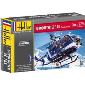 HELLER 80378 EUROCOPTER EC 145 S-50