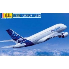 HELLER 80438 AIRBUS A380 S-180