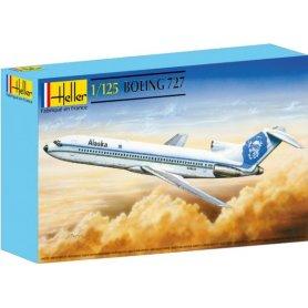 HELLER 80447 BOEING 727 1/125  S-50