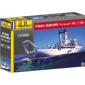 Heller 1:200 TITANIC SEARCHER Le Suroit