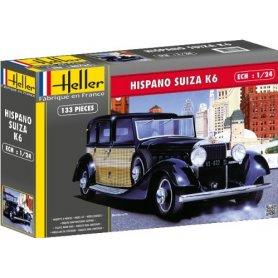 HELLER 80704 HISPANO SUIZA K6