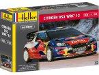 Heller 1:24 80757 CITROEN DS3 WRC 2012