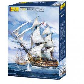 Heller 1:100 HMS Victory