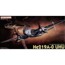 DRAGON 5005 HE-219 A UHU     1/72