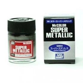 GUNZE SM04 STAINLESS SUPER METALLIC