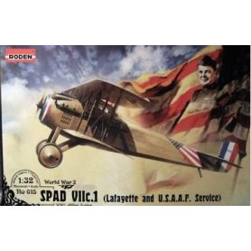 Roden 1:32 615 SPAD VIIC 1(LAFAYETTE AND
