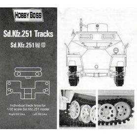 Hobby Boss 1:35 81005 1/35 Sd.Kfz.251 tracks