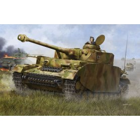TRUMPETER 00920 PzKpfw IV Ausf. H