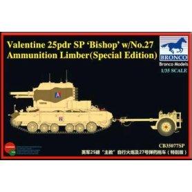 BRONCO CB 35077SP VALENTINE SPG BISHOP W/No.27Limb