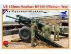Bronco 1:35 CB35102 US 155 mm Howitzer M114A1 (Vietnam War)