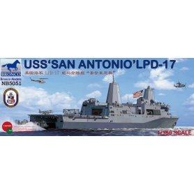BRONCO NB 5051 USS San Antonio (LPD-17)