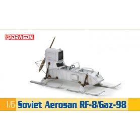DRAGON 75044 1/6 SOVIET AEROSAN RF-8/GAZ-98
