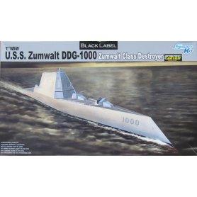 DRAGON BLACK LABEL 7141 ZUMWALT CL. DDG-1000