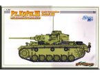 DRAGON CYBER HOBBY 6605 PZ.III AUSF.M EARLY PROD.