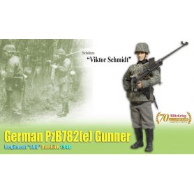 DRAGON 70803 GERMAN PZB782 GUNNER