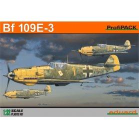 EDUARD 3002 MESSERSCHMITT BF-109E-3