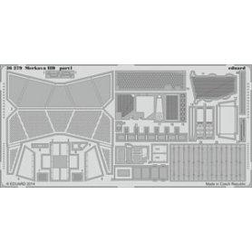 EDUARD 36279 Merkava II D Academy