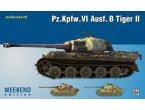 Eduard 3741 Pz.Kpfw. VI Ausf.B Tiger II