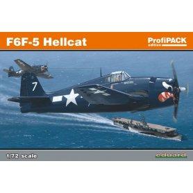 Eduard 1:72 Grumman F6F-5 Hellcat ProfiPACK