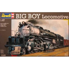REVELL 02165 BIG BOY LOKOM. 1/87