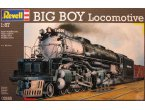 Revell 1:87 BIG BOY locomotive