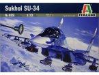 ITALERI 0059 SUKHOI SU-34      1/72