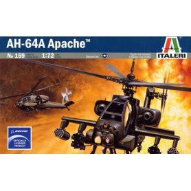 ITALERI 0159 AH-64 APACHE