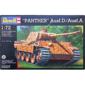 REVELL 03107 PANZER V PANTHER  1/72