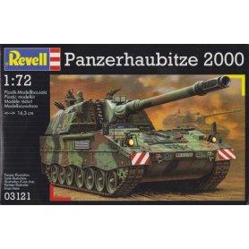 REVELL 03121 PANZERHAUB. 2000  1/72