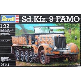REVELL 03141 SDKFZ 9 FAMO      1/72