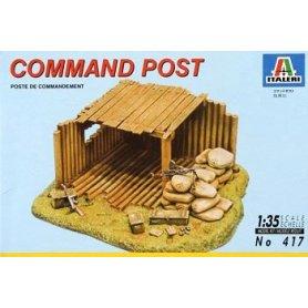 ITALERI 0417 COMMAND POST      1/35