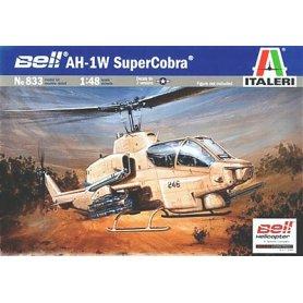 ITALERI 0833 BELL AH-A W SUPERCOBRA