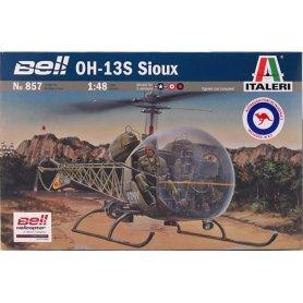 ITALERI 0857 OH-13S SIOUX