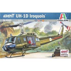 ITALERI 1247 UH-1D SLICK       1/72