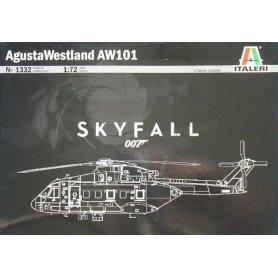 ITALERI 1332 AGUSTA - SKYFALL