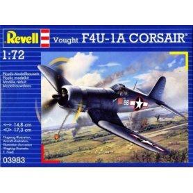 REVELL 03983 VOUGHT F4U-1D CORSAIR