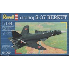 REVELL 04000 SUCHOJ SU-37     1/144